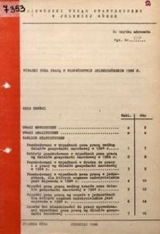 Wypadki poza pracą w województwie jeleniogórskim 1984 r.