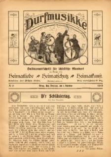 Durfmusikke, 1913, No. 2