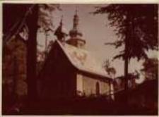 Kietrz. Kapliczka Szensztacka na Kościelniaku.