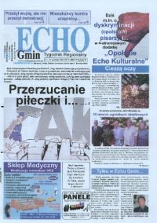 Echo Gmin : tygodnik regionalny 2004, nr 38 (366).