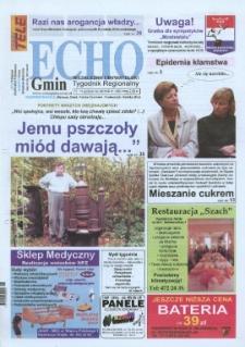 Echo Gmin : tygodnik regionalny 2004, nr 41 (369).