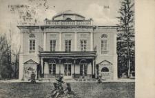 Brzeżany. Pałac w Raju, 1901 r.