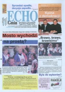 Echo Gmin : tygodnik regionalny 2004, nr 48 (376).