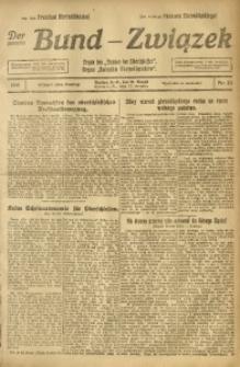 Der Bund, 1920, Nr. 23
