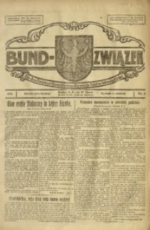 [Der] Bund, 1921, Nr. 4