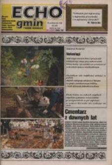 Echo Gmin : tygodnik regionalny : Bierawa, Cisek, Kędzierzyn-Koźle, Pawłowiczki, Polska Cerekiew, Reńska Wieś, Zdzieszowice 1997, nr 9.