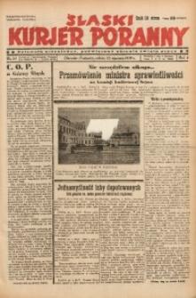 Śląski Kurjer Poranny, 1938, R. 4, Nr. 21