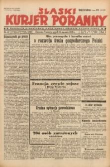 Śląski Kurjer Poranny, 1938, R. 4, Nr. 27