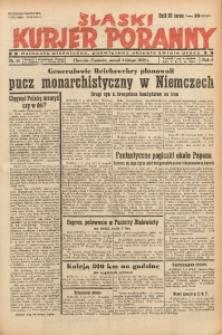 Śląski Kurjer Poranny, 1938, R. 4, Nr. 38