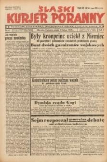Śląski Kurjer Poranny, 1938, R. 4, Nr. 41