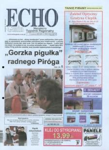 Echo Gmin : niezależny tygodnik regionalny 2005, nr 23 (403).
