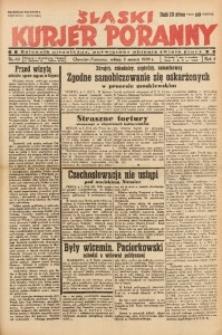 Śląski Kurjer Poranny, 1938, R. 4, Nr. 63