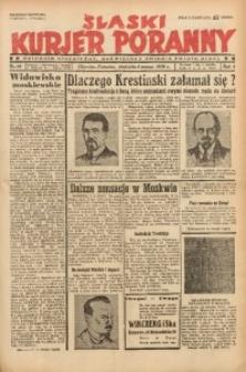 Śląski Kurjer Poranny, 1938, R. 4, Nr. 64