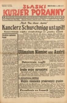 Śląski Kurjer Poranny, 1938, R. 4, Nr. 70