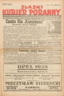 Śląski Kurjer Poranny, 1938, R. 4, Nr. 92
