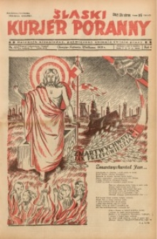 Śląski Kurjer Poranny, 1938, R. 4, Nr. 105