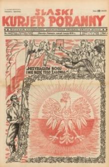 Śląski Kurjer Poranny, 1938, R. 4, Nr. 120