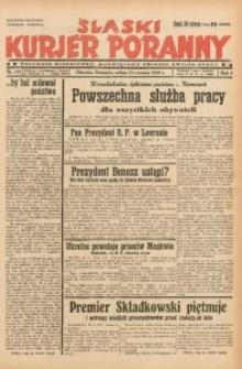 Śląski Kurjer Poranny, 1938, R. 4, Nr. 172