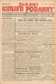 Śląski Kurjer Poranny, 1938, R. 4, Nr. 187