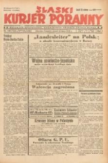 Śląski Kurjer Poranny, 1938, R. 4, Nr. 199