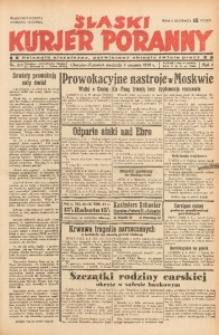 Śląski Kurjer Poranny, 1938, R. 4, Nr. 215
