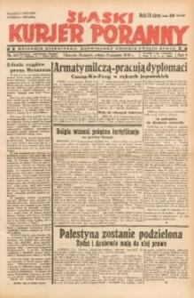 Śląski Kurjer Poranny, 1938, R. 4, Nr. 221