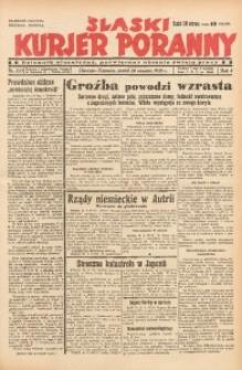 Śląski Kurjer Poranny, 1938, R. 4, Nr. 233