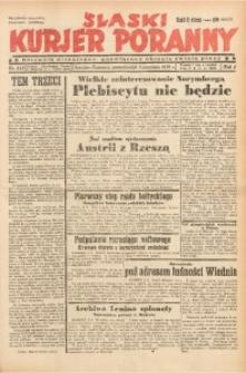 Śląski Kurjer Poranny, 1938, R. 4, Nr. 243