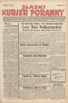 Śląski Kurjer Poranny, 1938, R. 4, Nr. 287