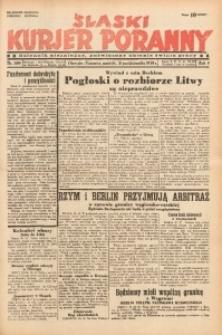 Śląski Kurjer Poranny, 1938, R. 4, Nr. 299