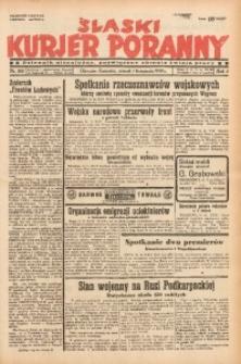 Śląski Kurjer Poranny, 1938, R. 4, Nr. 300