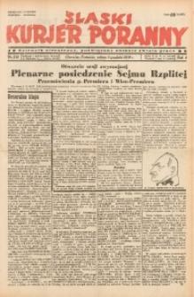 Śląski Kurjer Poranny, 1938, R. 4, Nr. 332
