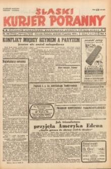 Śląski Kurjer Poranny, 1938, R. 4, Nr. 340