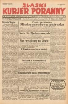 Śląski Kurjer Poranny, 1938, R. 4, Nr. 346