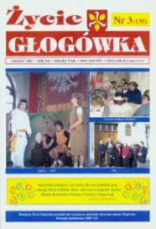 Życie Głogówka. R. 12, nr 3 (135).