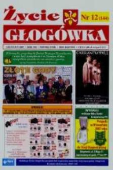 Życie Głogówka. R. 12, nr 12 (144).
