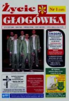 Życie Głogówka. R. 13, nr 1 (145).