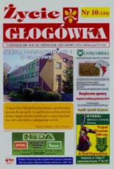 Życie Głogówka. R. 13, nr 10 (154).