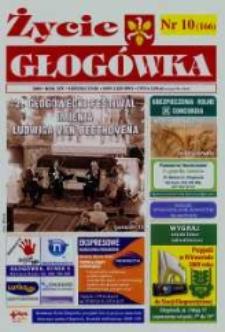 Życie Głogówka. R. 14, nr 10 (166).