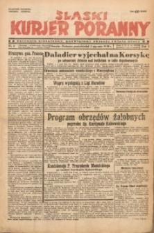 Śląski Kurjer Poranny, 1939, R. 5, Nr. 2