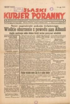 Śląski Kurjer Poranny, 1939, R. 5, Nr. 99