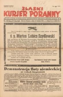 Śląski Kurjer Poranny, 1939, R. 5, Nr. 103