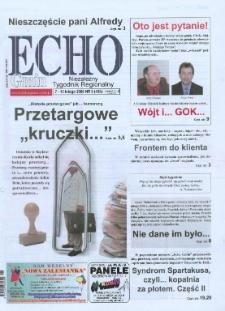 Echo Gmin : niezależny tygodnik regionalny 2006, nr 6 (438).