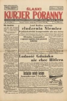 Śląski Kurjer Poranny, 1939, R. 5, Nr. 161