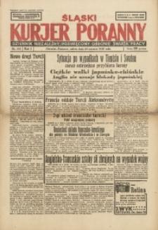 Śląski Kurjer Poranny, 1939, R. 5, Nr. 172