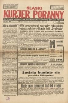 Śląski Kurjer Poranny, 1939, R. 5, Nr. 208