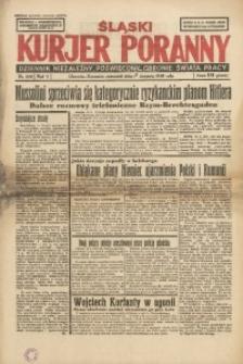 Śląski Kurjer Poranny, 1939, R. 5, Nr. 226