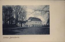 Dobrosławice. Dwór majątkowy przed 1945 r.