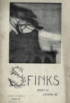 Sfinks. Czasopismo Literackie, Artystyczne i Naukowe 1911, nr 11