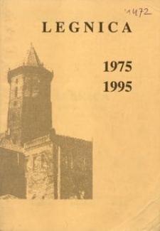 Legnica 1975 - 1995